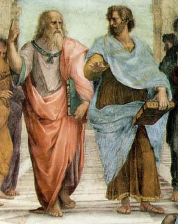 Platon in Artistotel