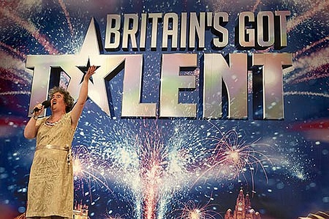zvezda Susan Boyle